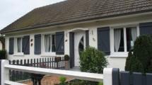 Jolie maison de plain pied à vendre proche du Tréport