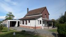 Maison individuelle secteur Blangy sur Bresle