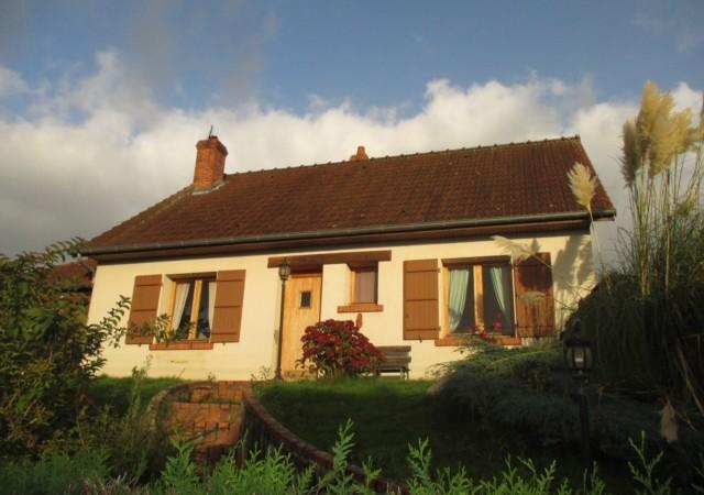 Pavillon individuel 4 chambres axe Friville/Beauchamps