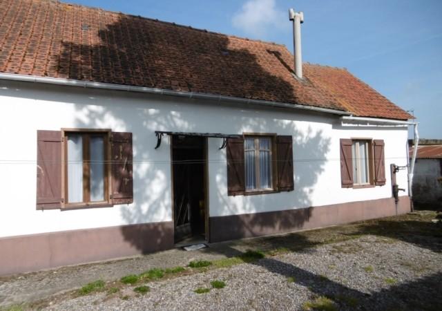 Maison individuelle à vendre secteur Vimeu