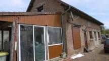 Maison de Briques secteur Friville à finir de restaurer