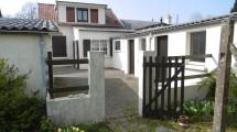Maison de Ville offrant une vie de plain pied avec garage et jardin secteur Feuquieres en Vimeu