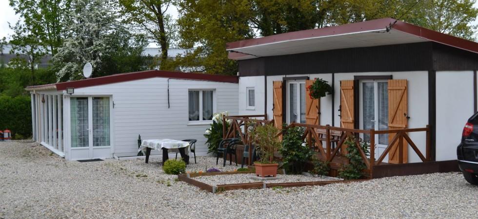 Chalet  71 m² – Secteur Quiberville-