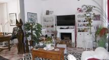 Maison 3 chambres avec joli jardin arboré