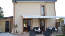 Maison de bourg 6 pièces – 117 m² – Secteur de Luneray