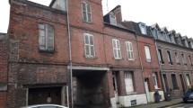 Maison à rénover en centre ville de Eu