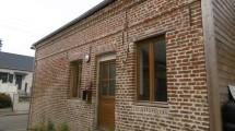 Maison de briques : vie de plain pied