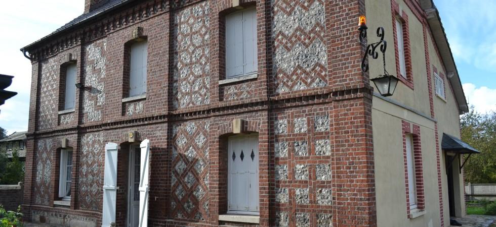 Maison 148 m² – 6 Pièces         Secteur Quiberville
