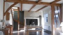 Jolie maison individuelle en briques rénovée: secteur EU
