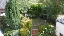 Maison avec jardinet centre-ville Ault