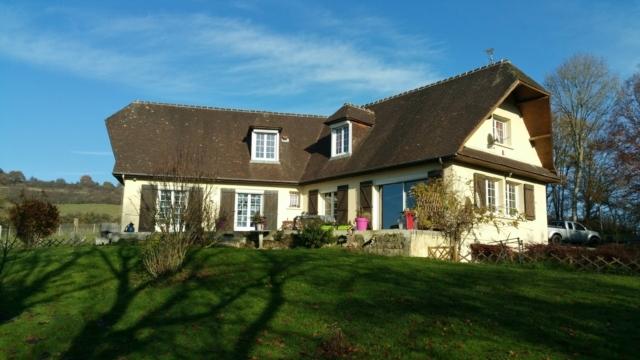Belle maison au coeur de la vallée de l'Yères