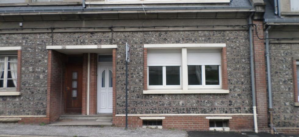 Maison à 10 mn du quai