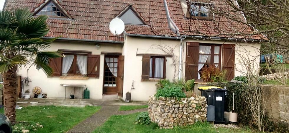 Maison entre Dieppe et Le Tréport