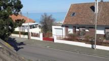 Maison au Tréport en parfait état vue sur mer