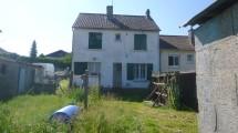 Jolie maison avec jardin a rénover