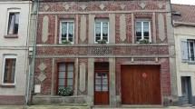 Maison de caractère avec cour et garage à Mers les Bains