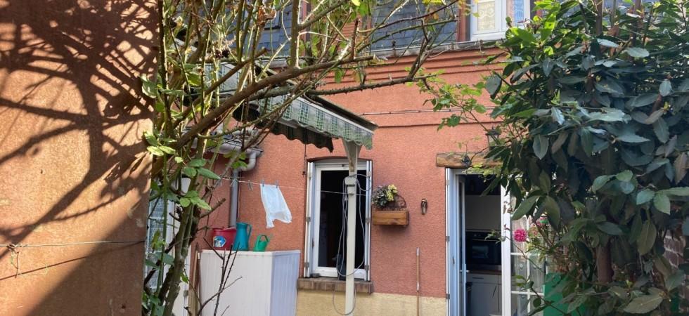 Maison avec exterieur à Mers les Bains