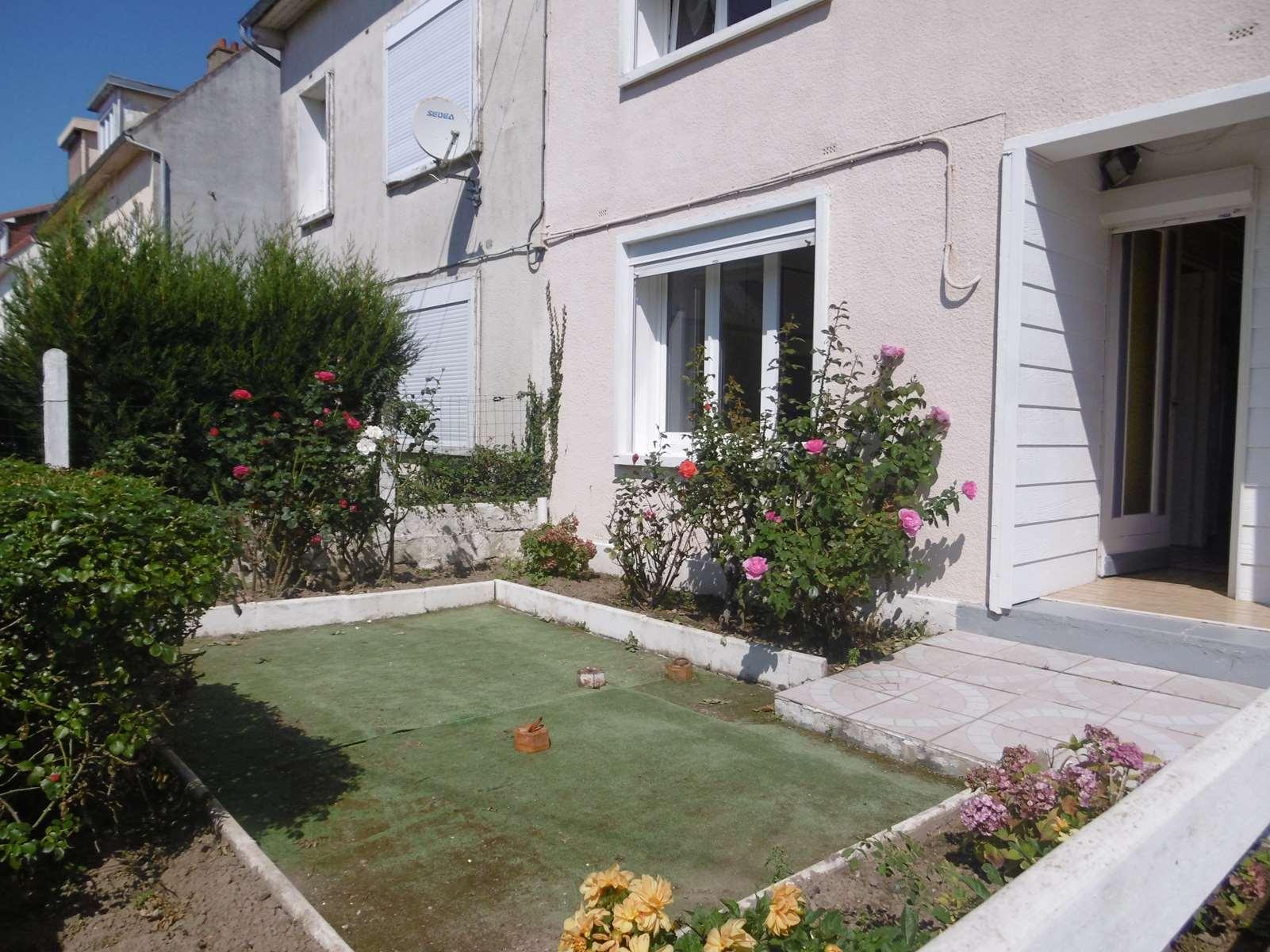 Maison avec jardin secteur ault serviss immo - Recherche maison a louer avec jardin ...