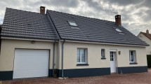 Pavillon de 2002 situé entre St Valery sur Somme et Feuquières en Vimeu