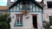 Quartier plage : Maison et Appartement avec cour!